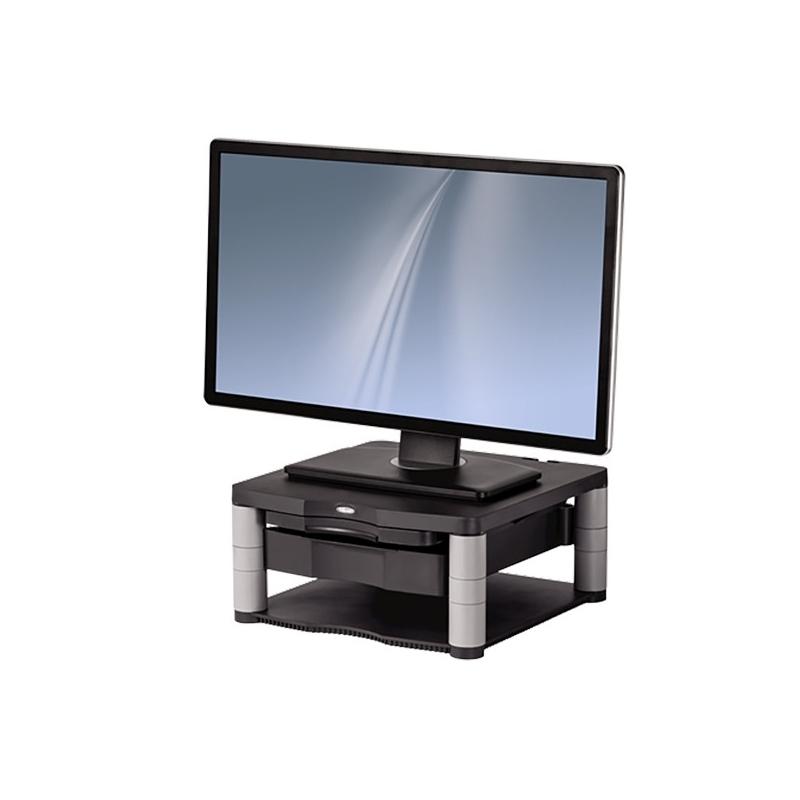Fellowes 9169501 Premium Monitor Riser Plus