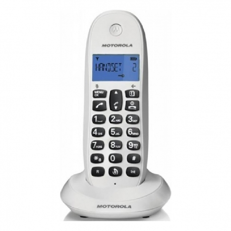 Motorola C1001LB Plus DECT Phone