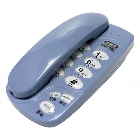 AMYTEL AT-C128Blu 室內電話 藍色