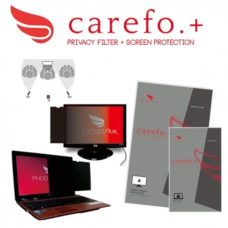 "Carefo.+ P2R-13.3-W10 防偷窺保護鏡 13.3"""
