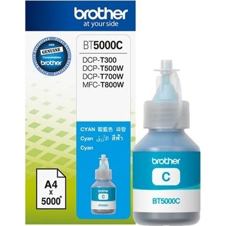 Brother BT-5000BK 油墨盒 青色