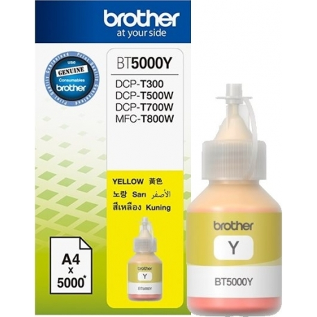 Brother BT-5000Y lnk Cartridge Yellow