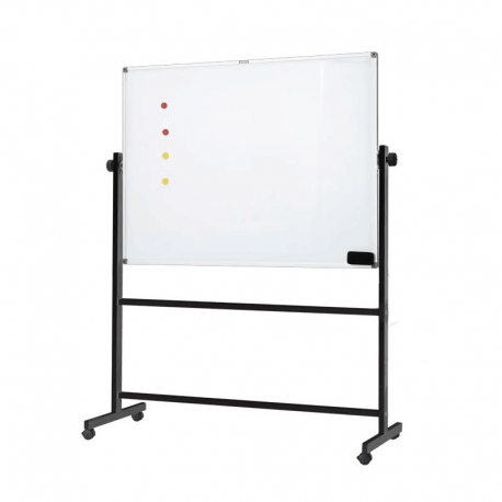M&G H-Stand Dry-Erase Whiteboard H900*L1200mm