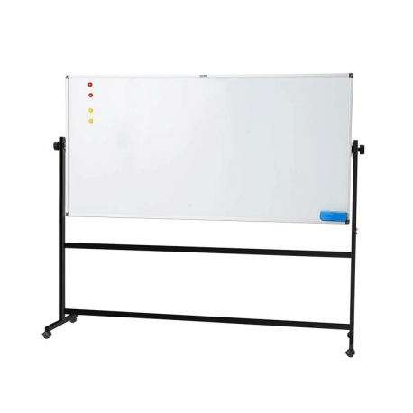 M&G H-Stand Dry-Erase Whiteboard H900*L1800mm