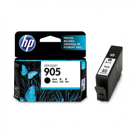 HP T6M01AA 905 Black Original Ink Cartridge