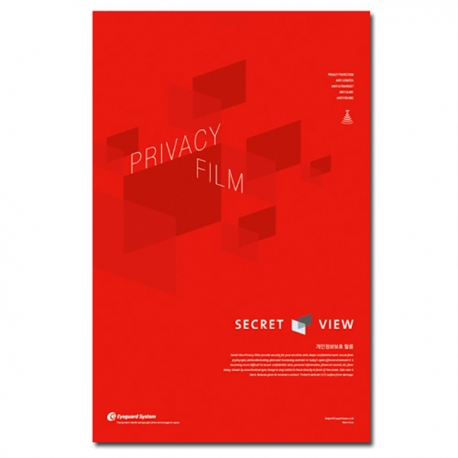 "Secret View SV21.3-S3 Privacy Screen Filter 21.3"" 4:3"