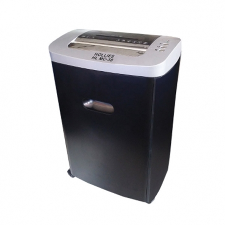 Hollies HL MC-38 micro shredder