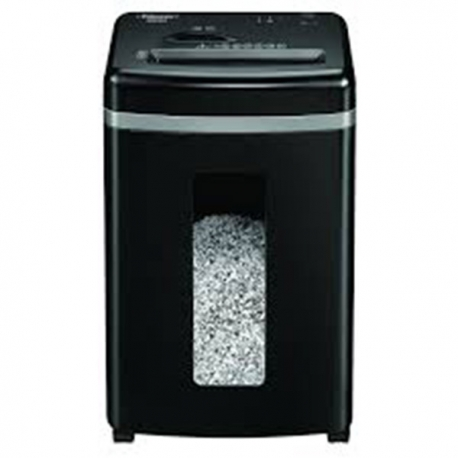 Fellowes Powershred 450M Cross Cut Paper Shredder 2x12mm 9-sheets