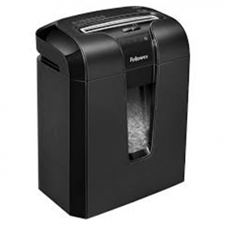 Fellowes 63Cb Cross Cut Paper Shredder 4x50mm 10-sheets