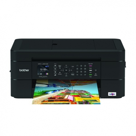 Brother MFC-J491DW 多功能彩色噴墨打印機