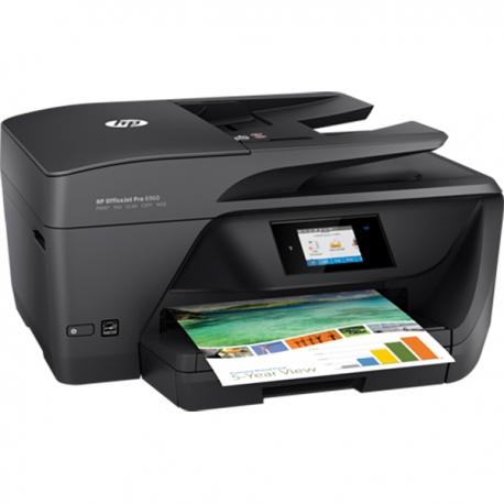 HP OfficeJet Pro 6960 All-in-One Printer (J7K33A)