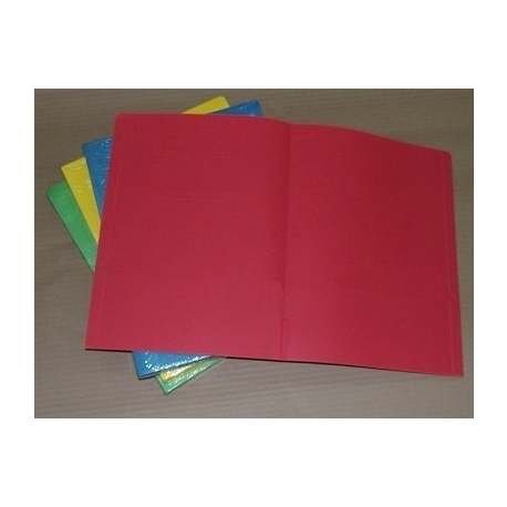 A4 MB (20016) 雙袋紙快勞 黃色