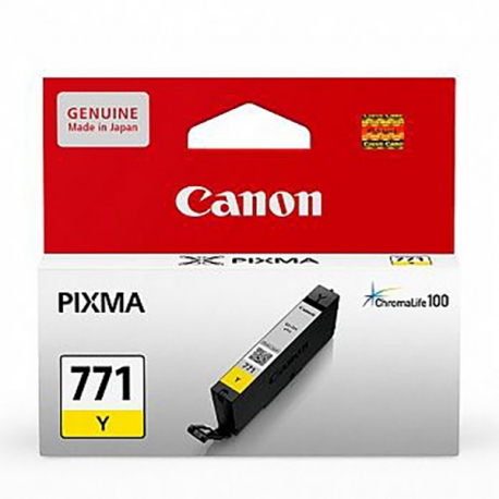 Canon CLI-771Y Ink Catridge Yellow