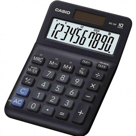 Casio MS-10F Calculator 10 Digits