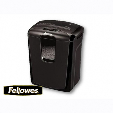Fellowes Powershred M-8C Cross Cut Shredder 4x50mm 8sheets