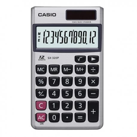 Casio SX320PW Calculator