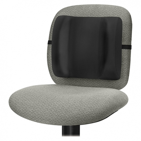 Fellowes 91905 High Profile Back Rest Black