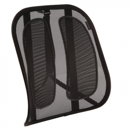 Fellowes 9191301 Office Mesh Back Support