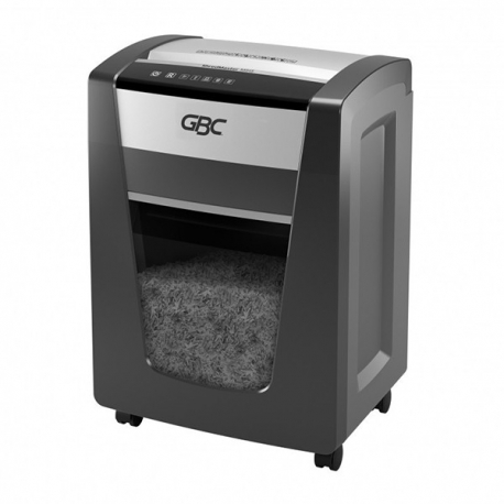 GBC ShredMaster M515 Micro Cut Paper Shredder 2mmx15mm 17Sheets
