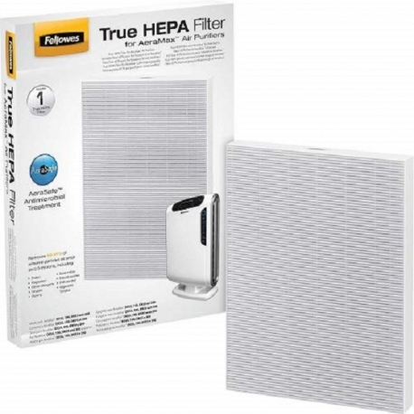Fellowes AeraMax™ DX55 True HEPA Filter with Aerasafe White