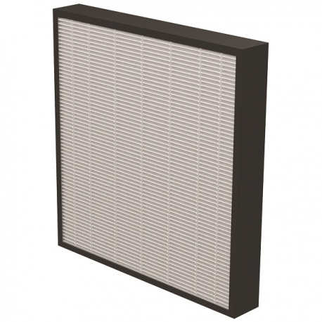 Fellowes AeraMax Pro HEPA Filter with Antimicrobial Treatment - 2 pk White