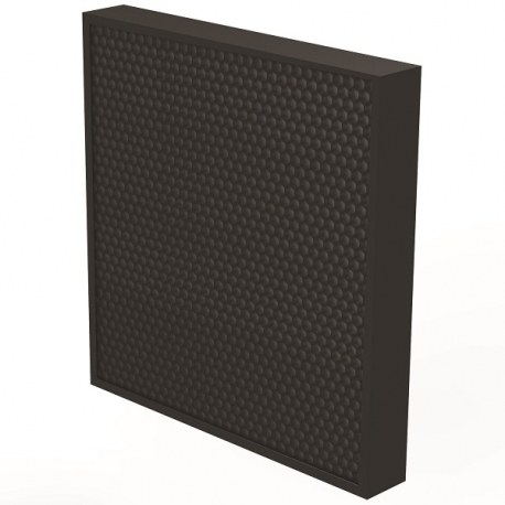 Fellowes AeraMax Pro 2 Inch Carbon Filter With Pre-Filter - 2 Pk Black