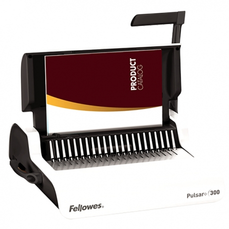 Fellowes Pulsar-E FW5620701 Electrical Comb Binding Machine