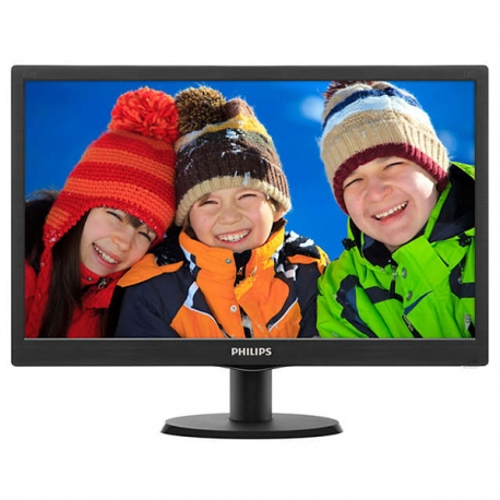 Philips 203V5LHSB2 LCD Monitor 19.5""