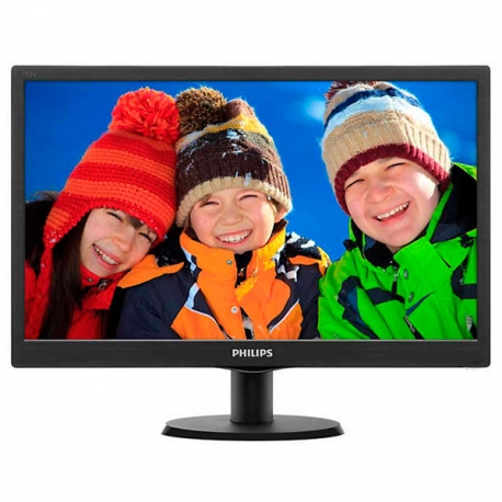 Philips 193V5LHSB2 LCD Monitor 18.5""