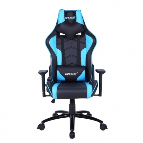 Odyzzey SUPREME Series ODZ-S68 電競椅 黑/藍色