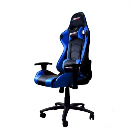 Odyzzey LITE Series OSZ-L01 電競椅 黑/藍色