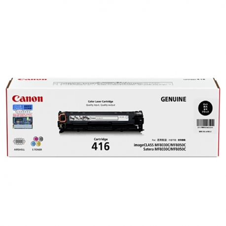 Canon 416 Toner Cartridge Black