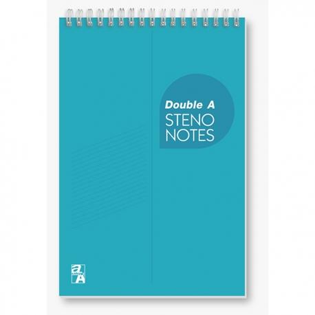 Double A 速記簿 A5 6吋x9吋 80頁