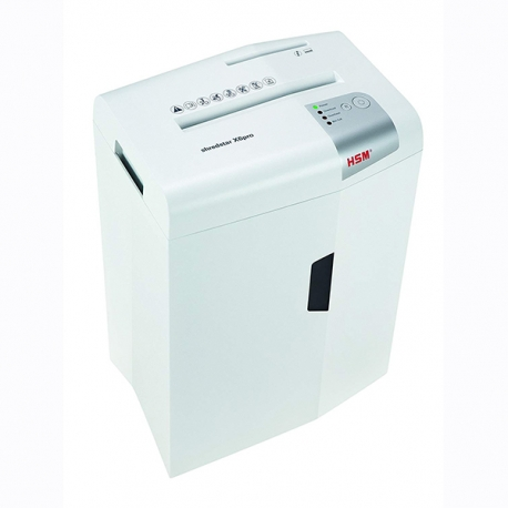 HSM shredstar X6Pro Cross-cut Shredder 2x15mm 6 sheets