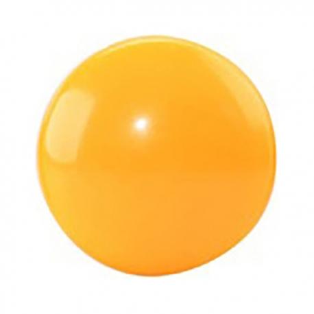 磁性白板鈕 40毫米 黃色
