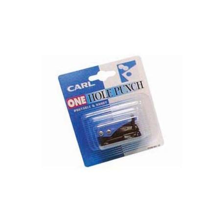 Carl 12 Light Duty 1-Hole Punch