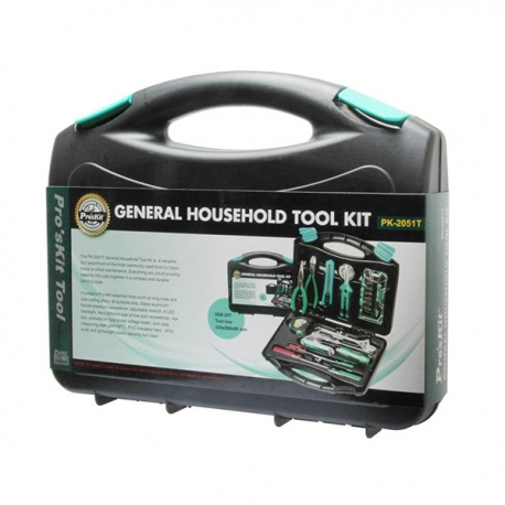 Prokits PK-2051T General HouseholdTool Kit