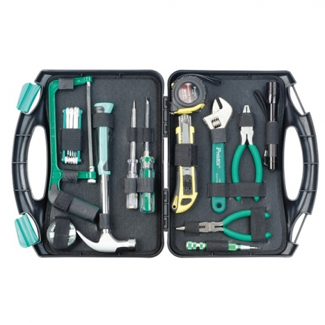 Prokits PK-2015 Deluxe Basic Tool Kit