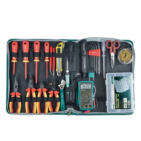 Prokits PK-2807B 1000V Insulated Tool Kit 220V