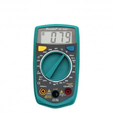 Pro'sKit MT-3109 AC/DC Digital Clamp Multimeter