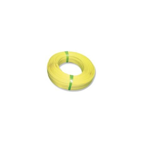 "Electric Packing Belt 5/8"" 12mm Yellow"