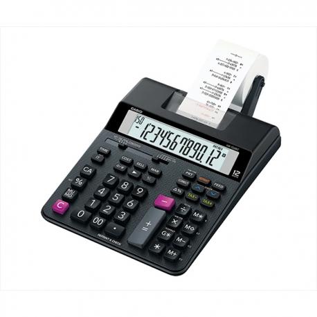 卡西歐 HR-150RC 雙色出紙計算機 12位