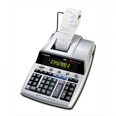 Canon MP1211-LTSC 2-color Print Calculator 12 Digits
