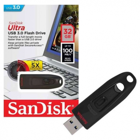 Sandisk USB Flash Drive 32GB