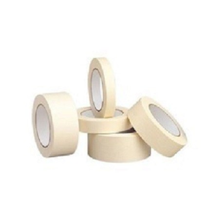 Flexible Masking Tape 72mm x 25yds Beige