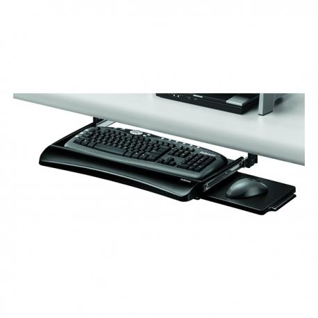Fellowes 91403 鑽檯式可調較鍵盤托