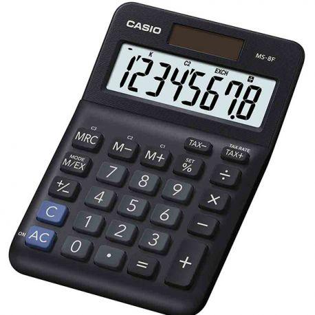 Casio 卡西歐 MS-8F 計算機 8位