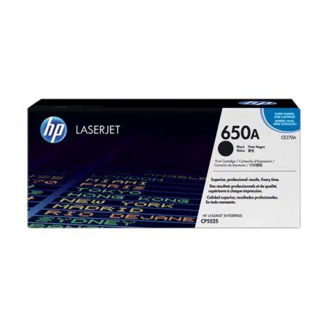 HP CE270A 650A 碳粉盒 黑色