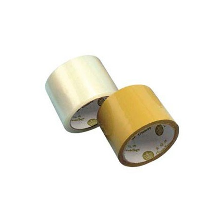 "Golden Crown OPP Packing Tape 3""x35yds Clear"