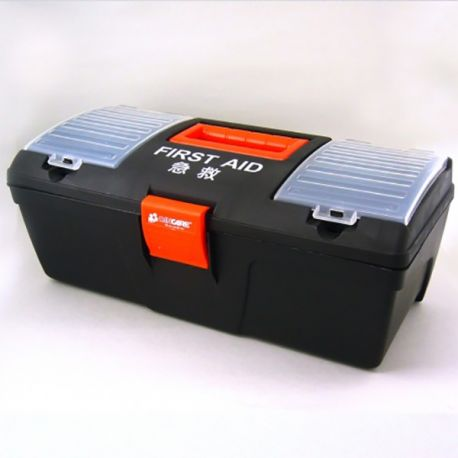 Cancare First Aid Box Portable (Empty)